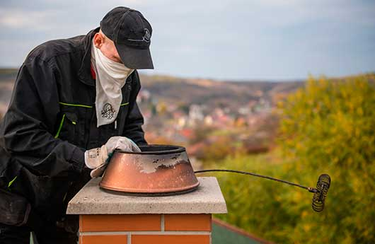 EA Chimney Service for Your Chimney Sweeping