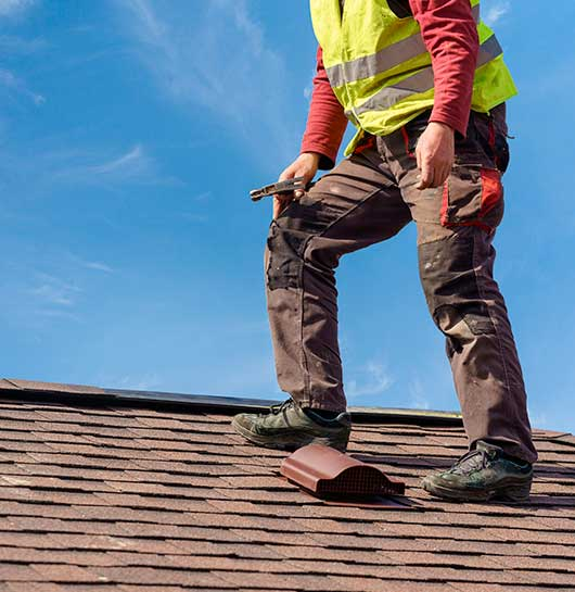 Professional Roofing Services at Your Disposal