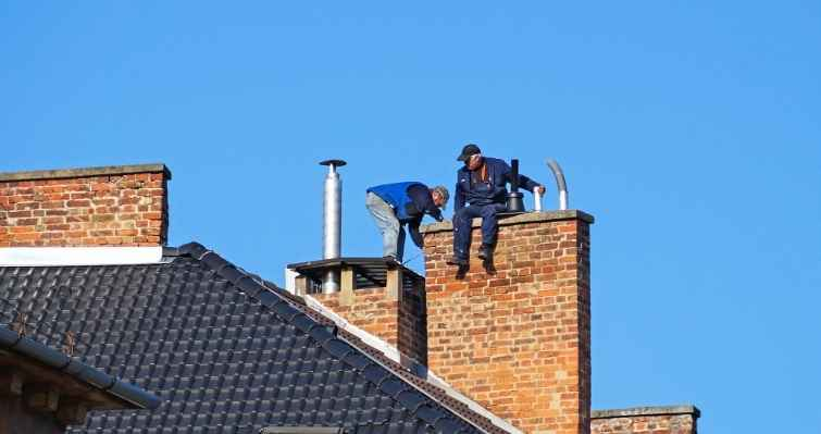 How to remove glazed creosote from chimney